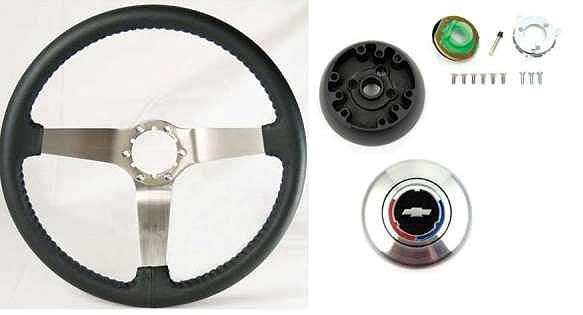 "1969-1994 Camaro steering wheel 14/"" CLASSIC LEATHER"