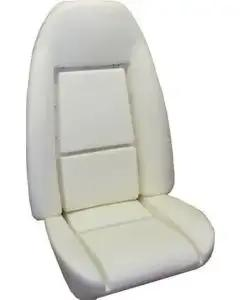 1971-1981 Camaro  Bucket Seat Foam Standard  And Type LT / Deluxe