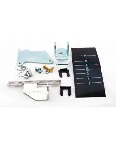 Camaro Shifter Conversion Kit, Automatic Transmission To TH200/700/4L60 Overdrive Automatic, 1970-1972