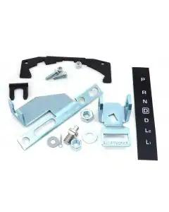 Camaro Shifter Conversion Kit, Automatic Transmission, For Powerglide To TH200R4/700R4 Automatic Transmission, 1979-1981