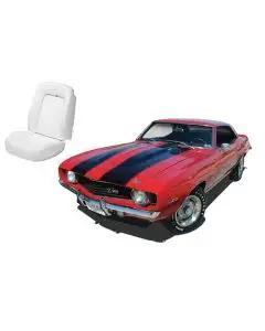 1967-1969 Camaro Distinctive Industries Deluxe Bucket Seat Foam