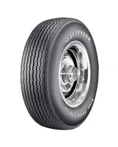 Camaro Tire, F70 x 14 Goodyear Polyglas, With Raised White Letters, 1967-1969
