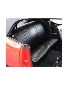 Legendary Auto Interiors, Rear Seat Covers, Standard Style, Show Correct| 303078 Camaro 1967-1968