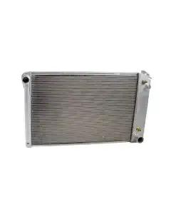 "Camaro Aluminum Radiator, 1-1/4"" Tubes, For Cars With Automatic Transmission, Griffin, 1980-1981"