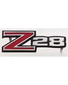 Camaro Grille Emblem, Z28, 1970-1971
