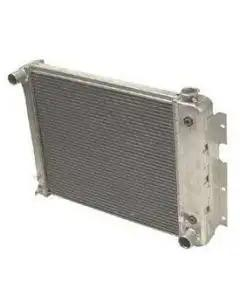 "Camaro Aluminum Radiator, 1-1/4"" Tubes, For Cars With Automatic Transmission, Griffin, 1970-1979"