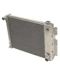 "Camaro Radiator, With 1-1/4"" Tubes, For Cars With AutomaticTransmission, Aluminum, HP, Griffin, 1982-1992"