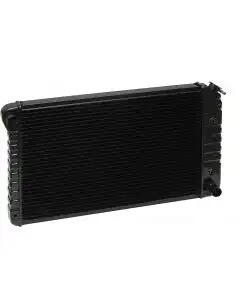 Camaro Radiator, Copper 4 Core, Big Block, For Cars With Automatic Transmission & Without Air Conditioning, U.S. Radiator, 1970-1971