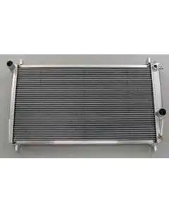 Be Cool Camaro Radiator, Polished, Aluminum, For Cars With Automatic Transmission 1982-1992