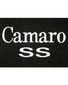 Camaro Floor Mats, ACC Cut-Pile, With Camaro SS Logo, 1993-2002