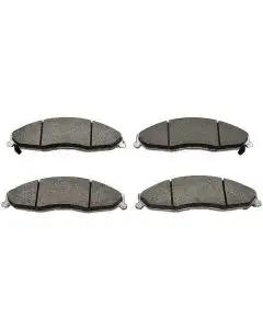 Hawk Camaro Brake Pads, HPS Compound, V6, Front 1998-2002