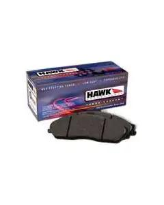 Hawk Camaro Rear Brake Pads, HPS Compound 1982-1988