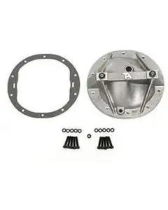 """Camaro Differential Cover Gridle, TA Performance, Aluminum,10-Bolt With 8.2""""/8.5"""" Ring Gear, 1967-1981"""