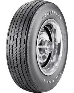 Camaro Tire, E70 x 15 Goodyear Polyglas Speedway, Z28, WithRaised White Letters, 1968-1969