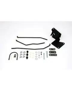 Camaro 4-Speed Shifter Linkage & Mounting Kit, Competition Plus, Hurst, For Cars With Saginaw Transmission, 1967-1968