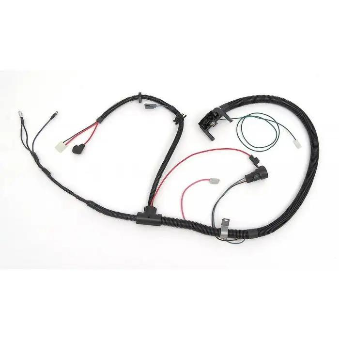 Camaro Engine Wiring Harness, V8, With 267ci/305ci/350ci, 1980 | 1980 Camaro Wiring Harness |  | Ricks Camaro
