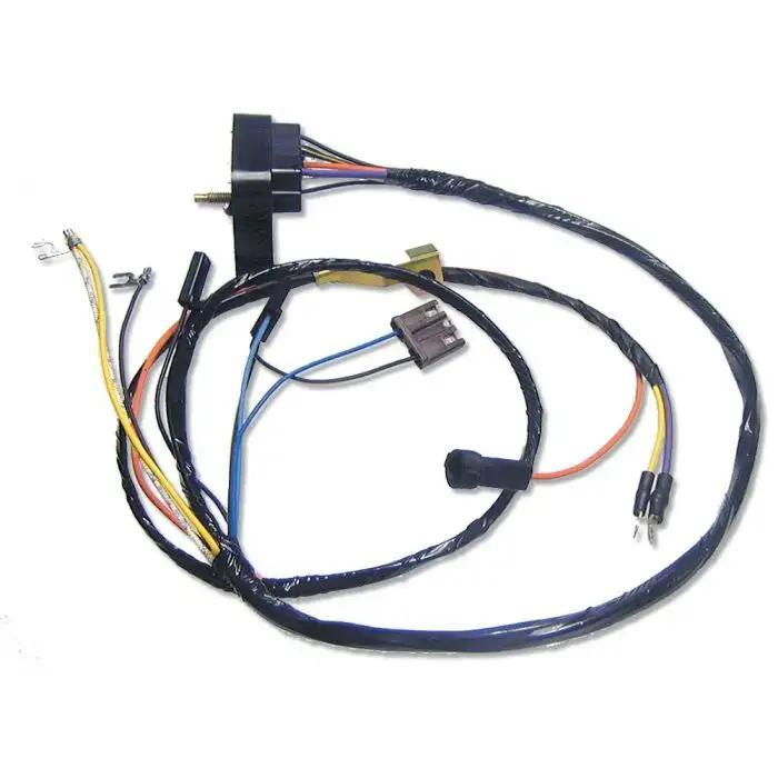camaro engine wiring harness, all v8, for cars with gauges,1969  ricks camaro